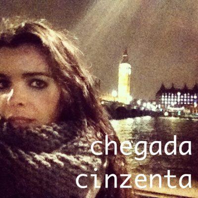 Londres – Chegada cinzenta