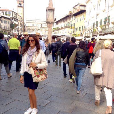 Verona – O AMOR esteve no ar