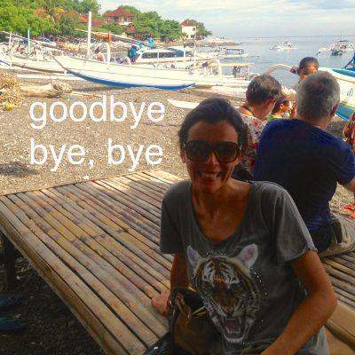 Bali, Amed II – Que bom dizer ADEUS