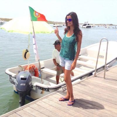 Algarve, Tavira – percursos à praia mágicos