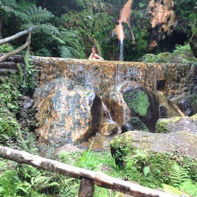 Açores, Caldeira Velha – Final Feliz!
