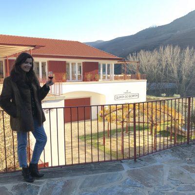 Alto Douro Vinhateiro – visita à propriedade, visita à produção