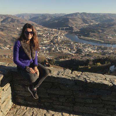 Uma varanda para a Régua, uma varanda para o Douro
