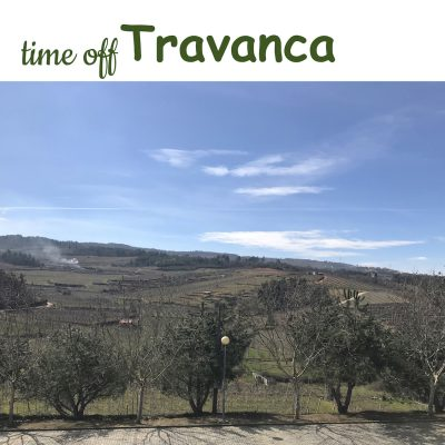 Travanca – fui obrigada a travar e parar!