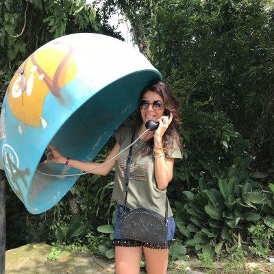 Brasil, Florianópolis – Cheguei!!!