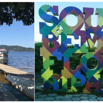 Lagoa da Conceição – no Brasil fui Turista, fui Floripa!