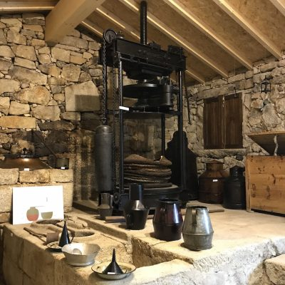 Lavandeira – uma paragem cultural em ambiente rural
