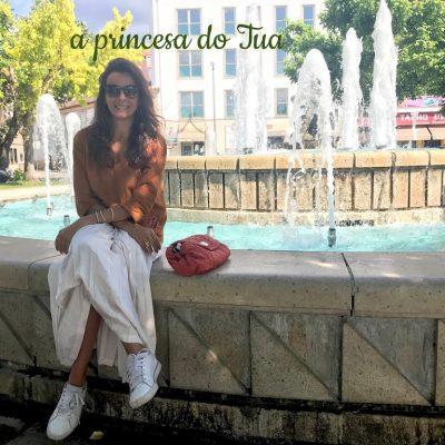 Mirandela – como uma princesa junto ao Tua