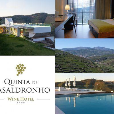 PASSATEMPO – VOUCHER WINE HOTEL, QUINTA DE CASALDRONHO****