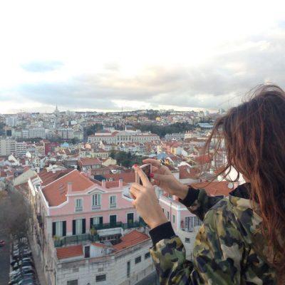 Lisboa – Gosto de ti, mas só para passear!