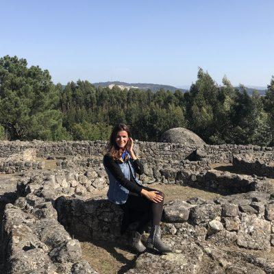 Castro Monte Mozinho – visita ao povoado!