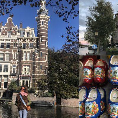 Amesterdão = Veneza + Londres + …