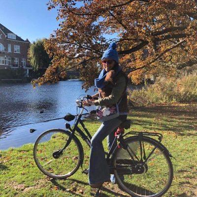Amesterdão – Vondelpark sobre rodas!
