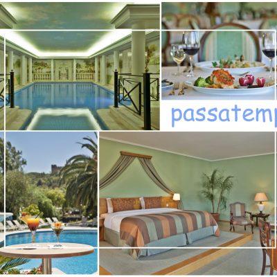 PASSATEMPO – VOUCHER HOTEL DOS TEMPLÁRIOS****