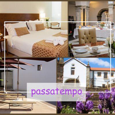 PASSATEMPO – VOUCHER Convento da Sertã HOTEL****