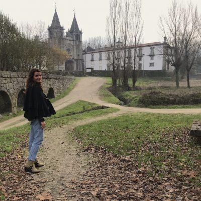 Mosteiro de Pombeiro – monumental e bonito, dos mais respeitados da região!