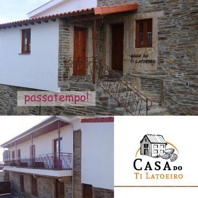 PASSATEMPO – VOUCHER Casa do Tio Latoeiro, Turismo Rural