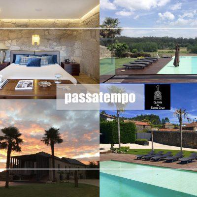 PASSATEMPO – VOUCHER Quinta de Santa Cruz, Turismo Rural