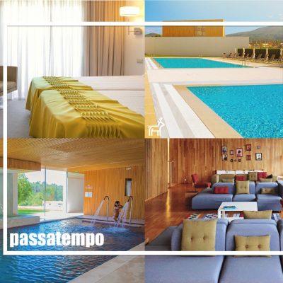 PASSATEMPO – VOUCHER Hotel Minho****, Turismo Alto Minho