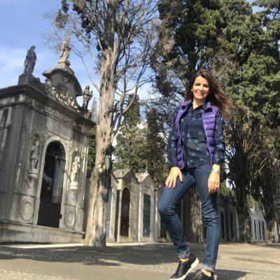 Cemitério dos Prazeres – surpreendentemente bonito!