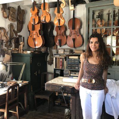 Violinos Capela – de Anta, Espinho, para o mundo!