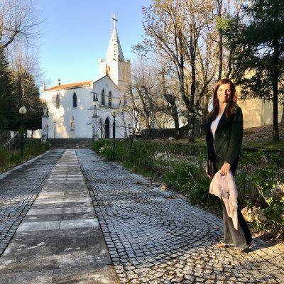 Nossa Senhora da Saúde – o santuário de montanha!