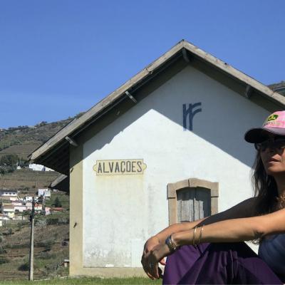 time off Linha do Corgo, Vila Real-Régua 20 km!